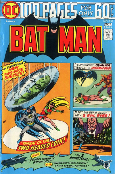 Batman Vol 1 258