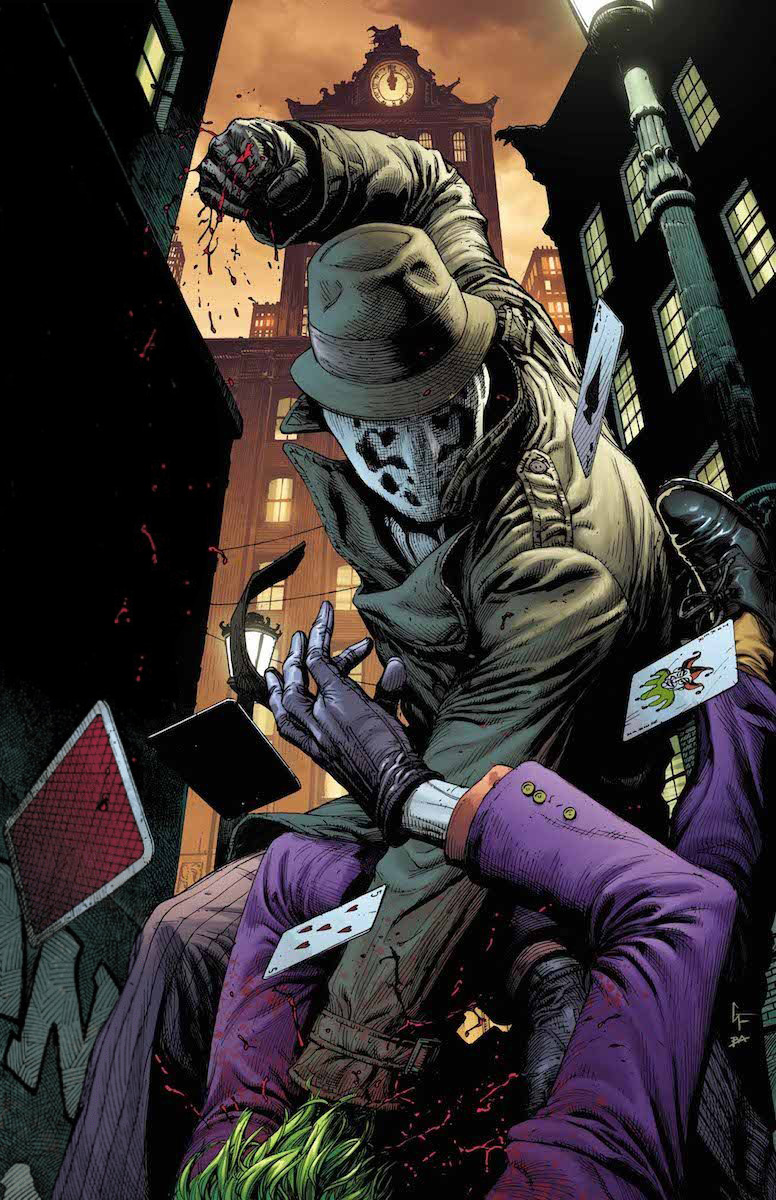 Reginald Long (Watchmen)