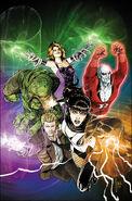 Justice League Dark Vol 1 30 Textless
