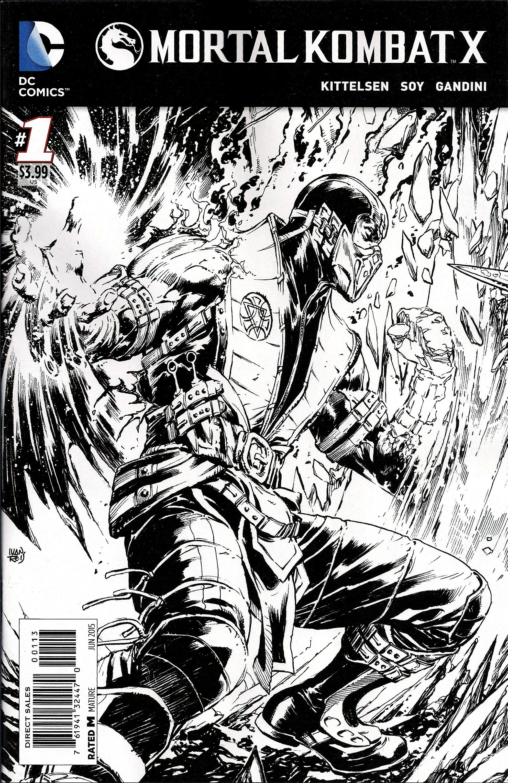Mortal Kombat X Vol 1 1 3ª Impressão Sub-Zero.jpg