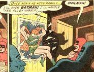 Owlman Richard Grayson Earth-One 0001