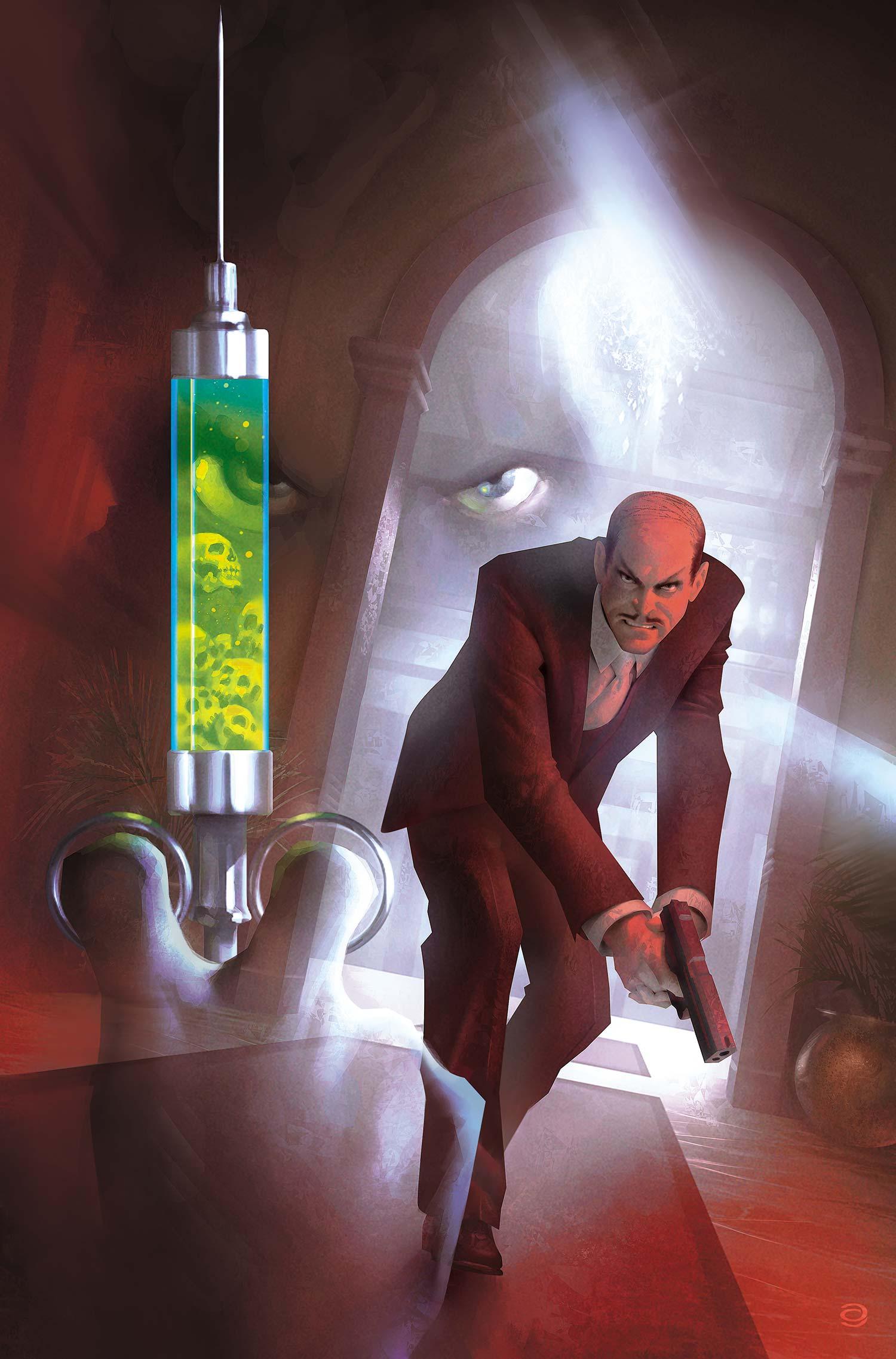 Alfred Pennyworth (Terra Primal)