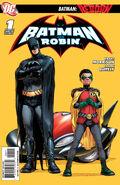 Batman and Robin Vol 1 1A