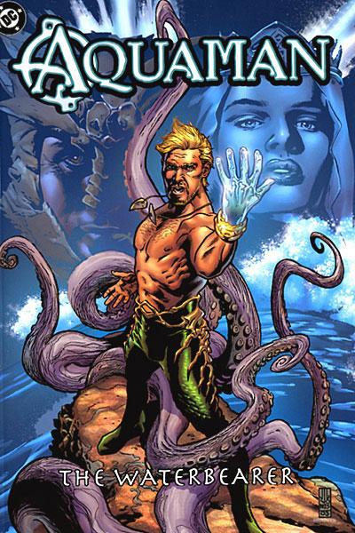 Aquaman: O Portador da Água