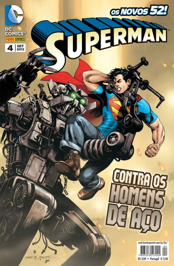 Superman (Panini) Vol 2 4