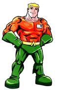 Aquaman DC Super Friends 001