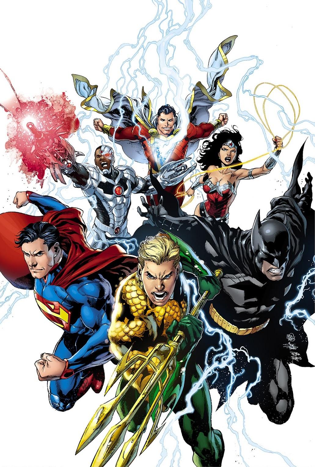 Liga da Justiça: O Trono da Atlântida (Coleção)