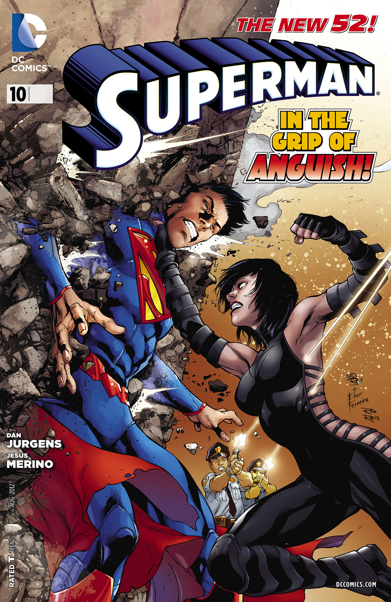 Superman Vol 3 10