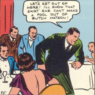 Butch Matson (Terra-Dois)