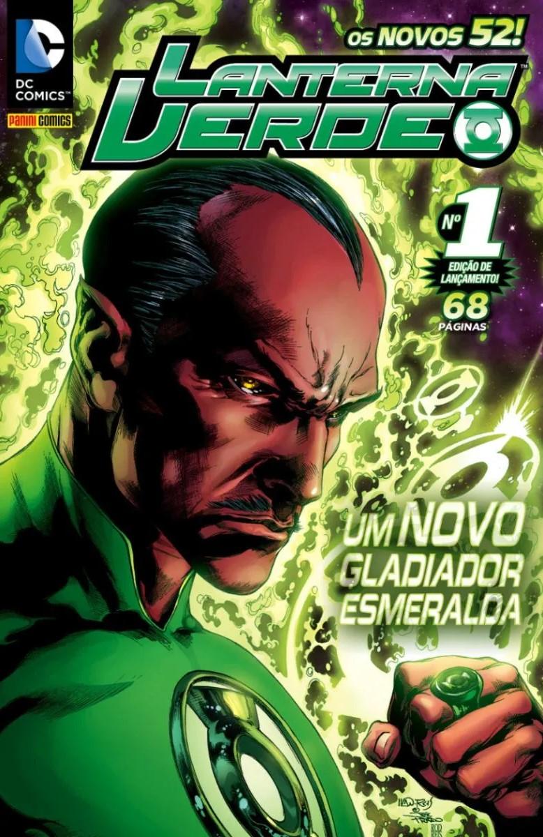Lanterna Verde (Panini) Vol 1 1