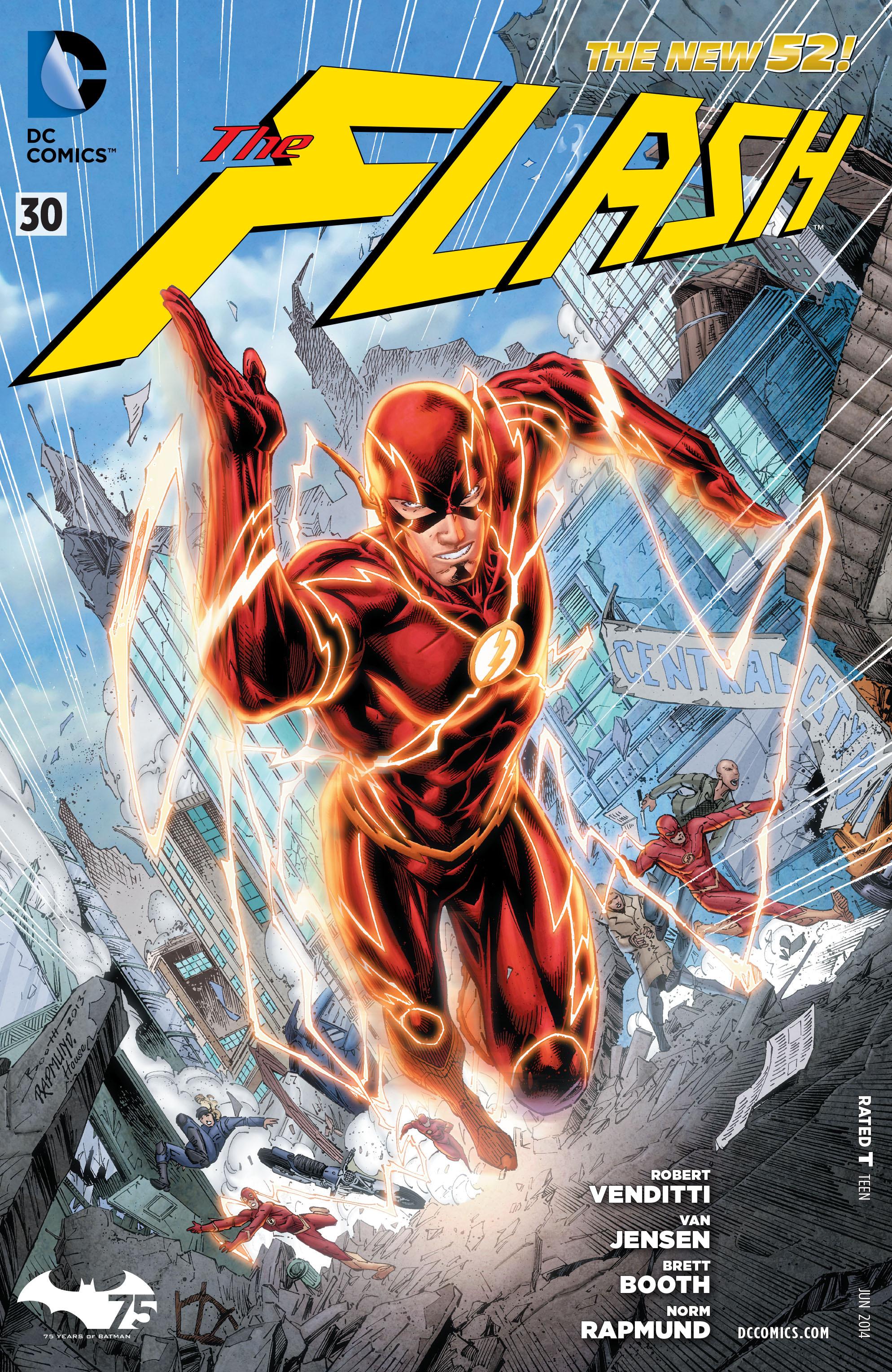 Flash: Sem Tempo