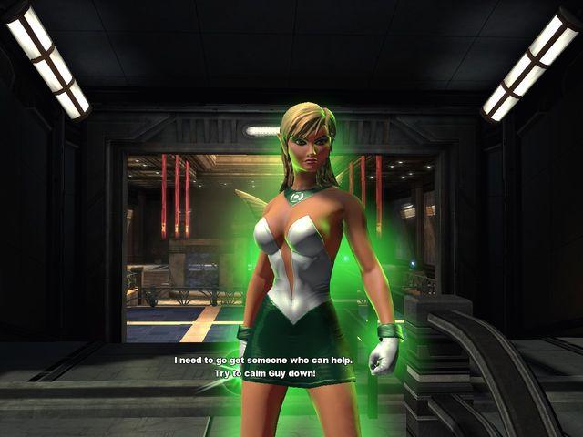 Arisia Rrab (Universo DC Online)