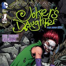 Batman Joker's Daughter Vol 1 1.jpg