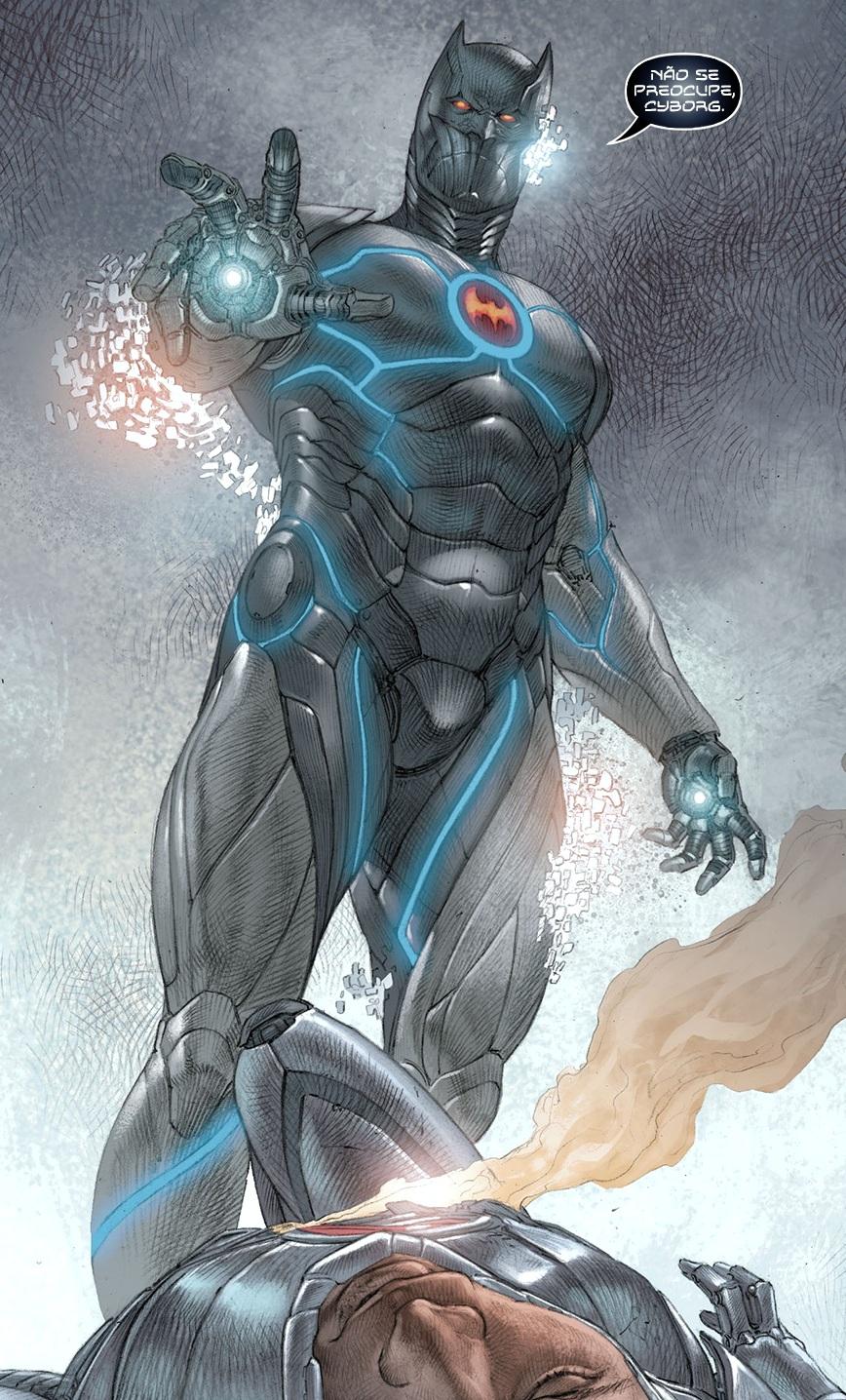 Bruce Wayne (Terra -44)