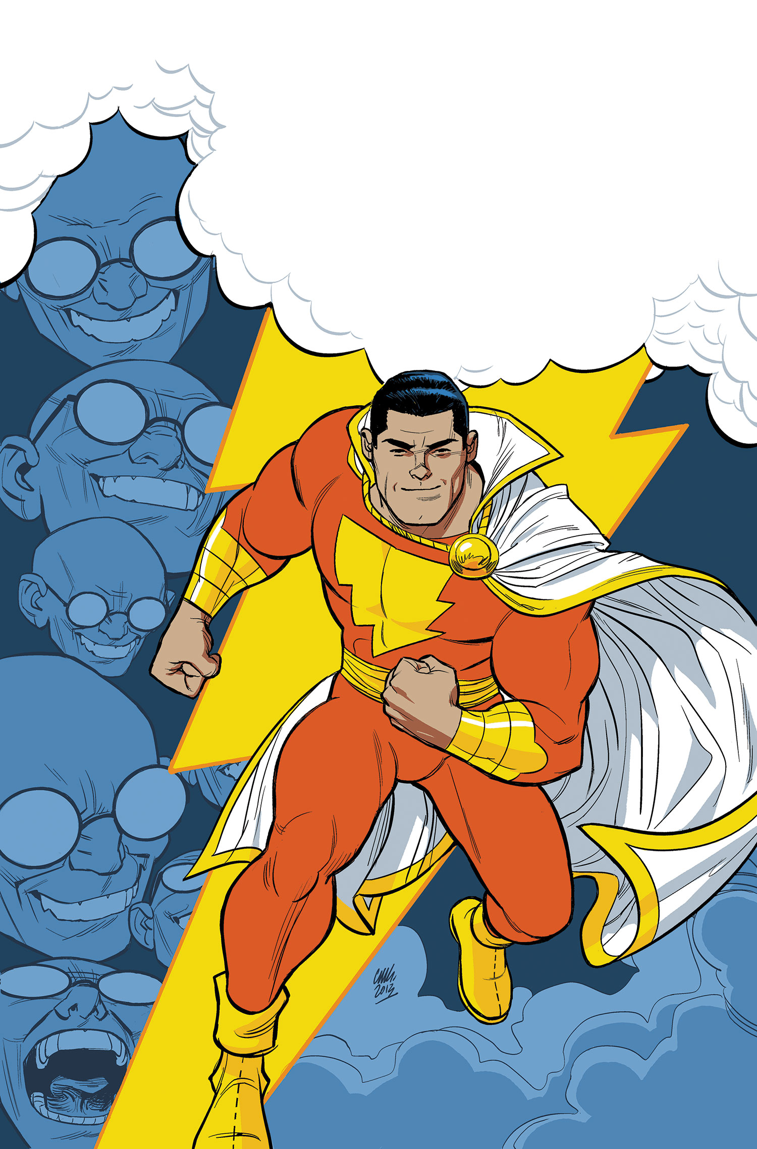 Billy Batson (Terra 5)