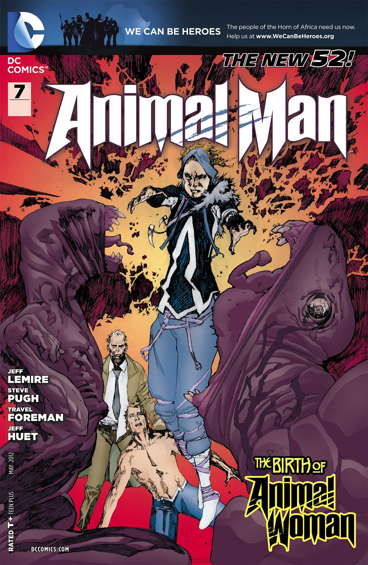 Homem-Animal Vol 2 7
