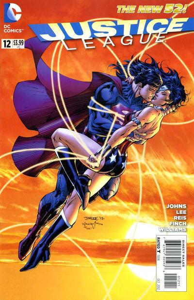 Liga da Justiça Vol 2 12