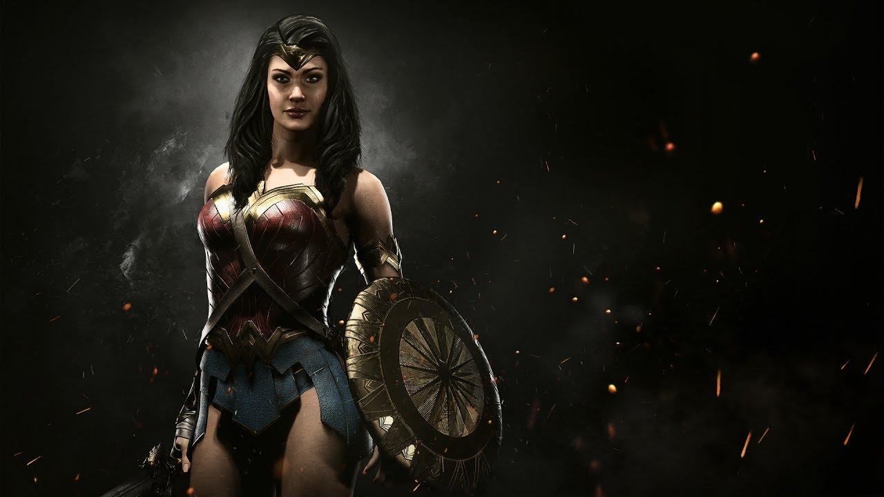 Diana de Themyscira (Injustiça: O Regime)