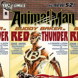 Homem-Animal Vol 2 6