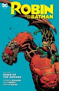 Robin Son of Batman Vol 2 - Dawn of the Demons