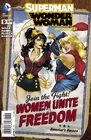 Superman Wonder Woman Vol 1 9 Bombshell Variant