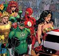 Justice League Dark Multiverse Death of Superman 01