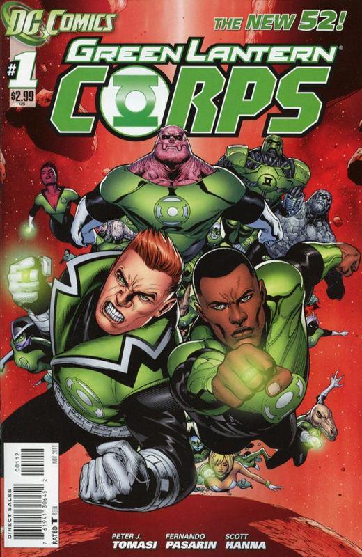 Green Lantern Corps Vol 3 1 2nd Printing.jpg