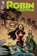 Robin Son of Batman Vol 1 9 Variant