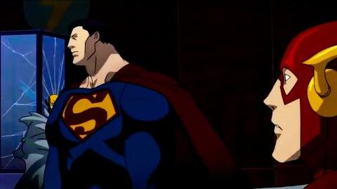 Liga da justiça Salva Flash e Central City