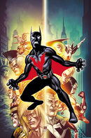 Batman Beyond Vol 5 1 Textless