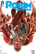 Robin Son of Batman Vol 1 3 Variant