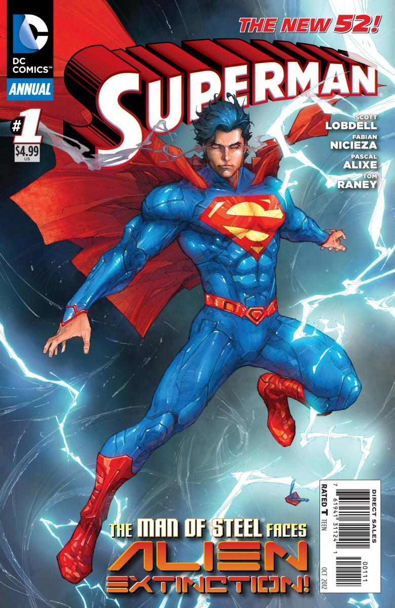 Superman Anual Vol 3 1