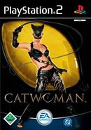 Catwoman Movie Game Box