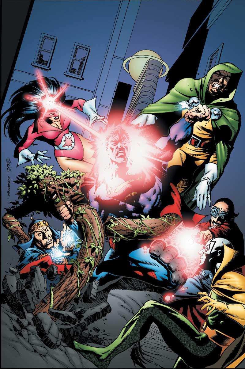 Sociedade Secreta dos Super-Vilões