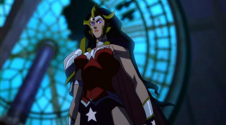 Diana de Themyscira (Ponto de Ignição)