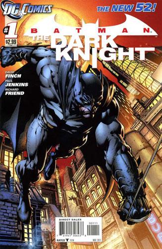 Batman: O Cavaleiro das Trevas Vol 2 1