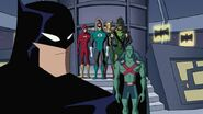 Justice League The Batman 001