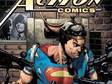 Action Comics Vol 2 2