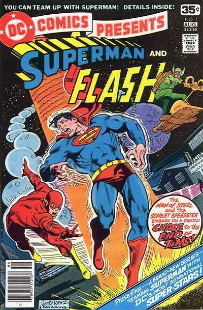 DC Comics Apresenta Vol 1 1