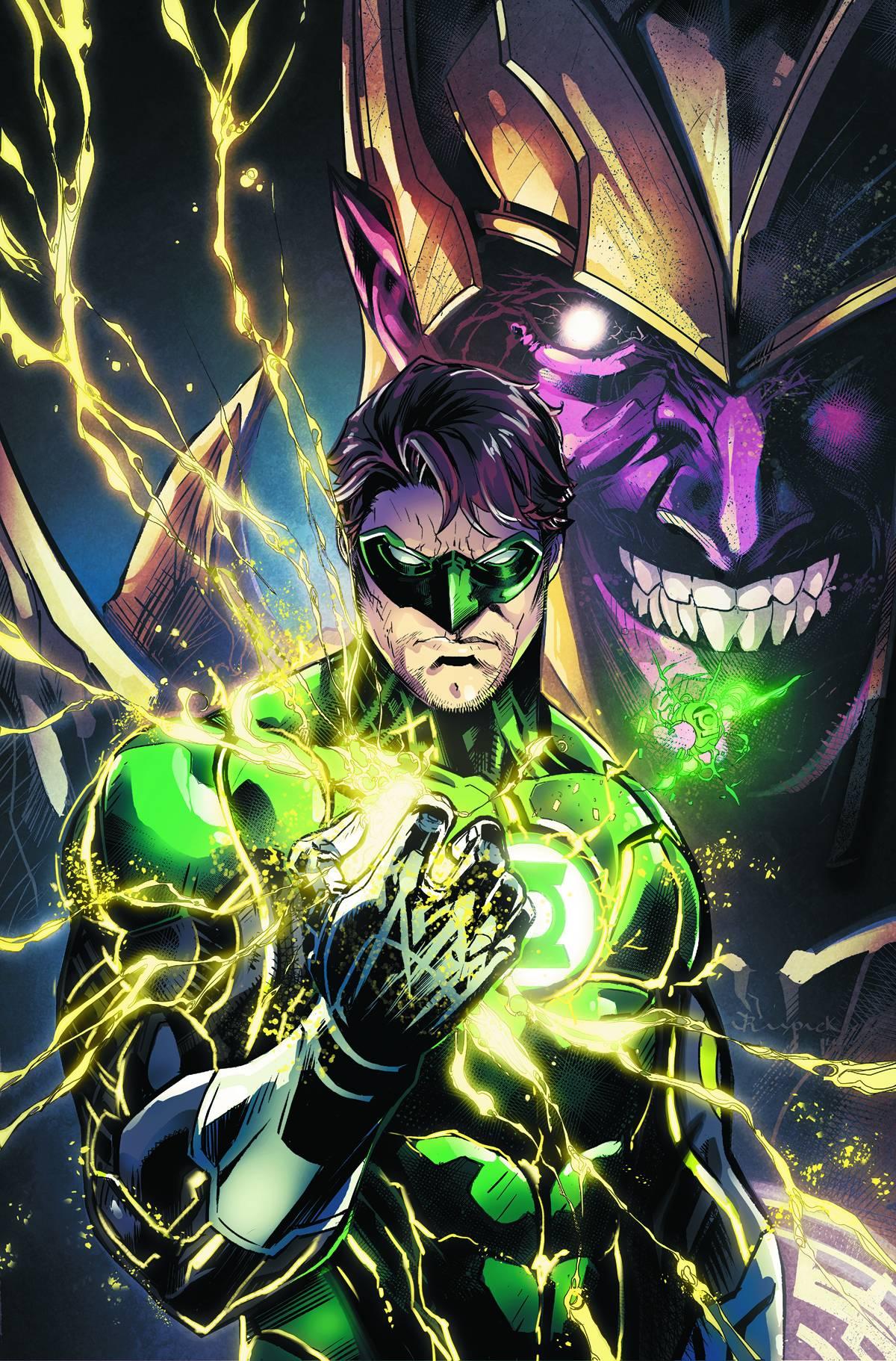Hal Jordan (Injustiça: O Regime)