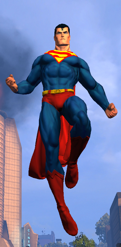 Kal-El (Universo DC Online)