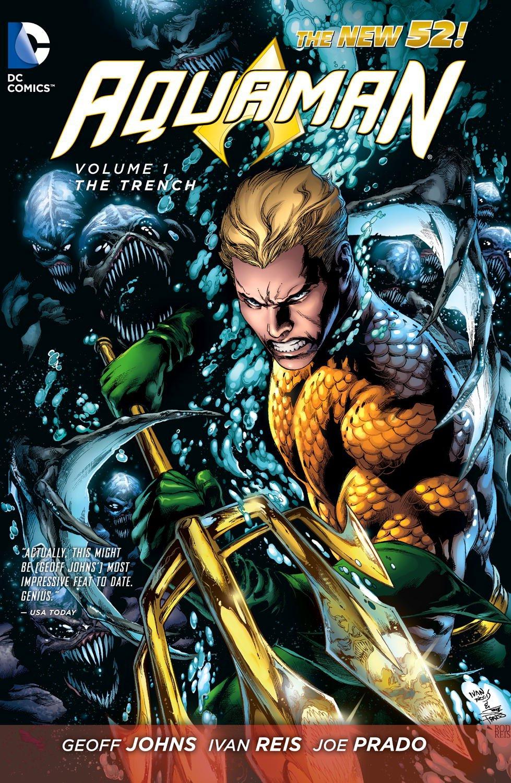 Aquaman: O Fosso (Coleção)