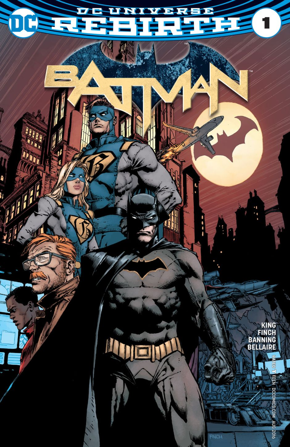 Batman Vol 3