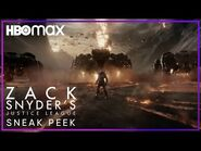 Zack Snyder's Justice League - Sneak Peek - HBO Max