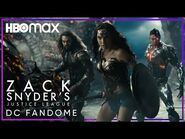 Zack Snyder's Justice League - Countdown Tease - HBO Max