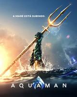 Capa de 'Aquaman'