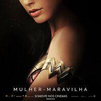 Promocional de 'Wonder Woman'