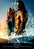 Pôster 'Aquaman' De Volta Ao Mar
