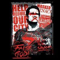 Superman é uma ameaça