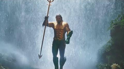 Aquaman - Trailer Final LEG